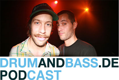 J-Cut & Kolt Siewerts present: The drumandbass.de Podcast